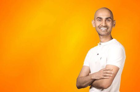 Neil Patel Invents Orange